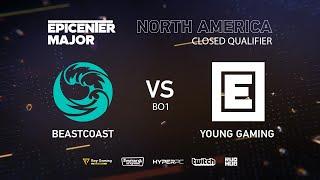 YDG vs beastcoast, EPICENTER Major 2019 NA Closed Quals , bo1 [Autodestruction]