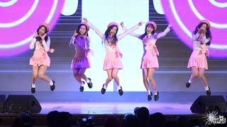 Download Lagu 20151206 에이프릴(APRIL) 꿈사탕(Dream Candy) @롯데월드 Fresh Concert 직캠 by 험하게컸다 Mp3