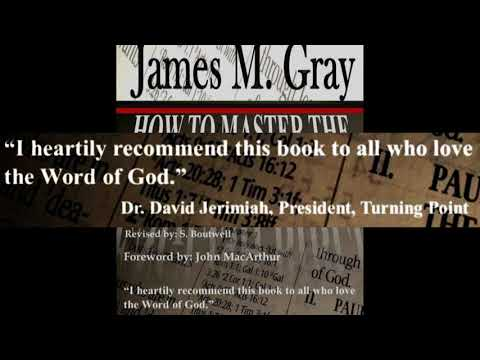 How to master the Bible. With S.Boutwell, John MacArthur, and Dr. David Jerimiah