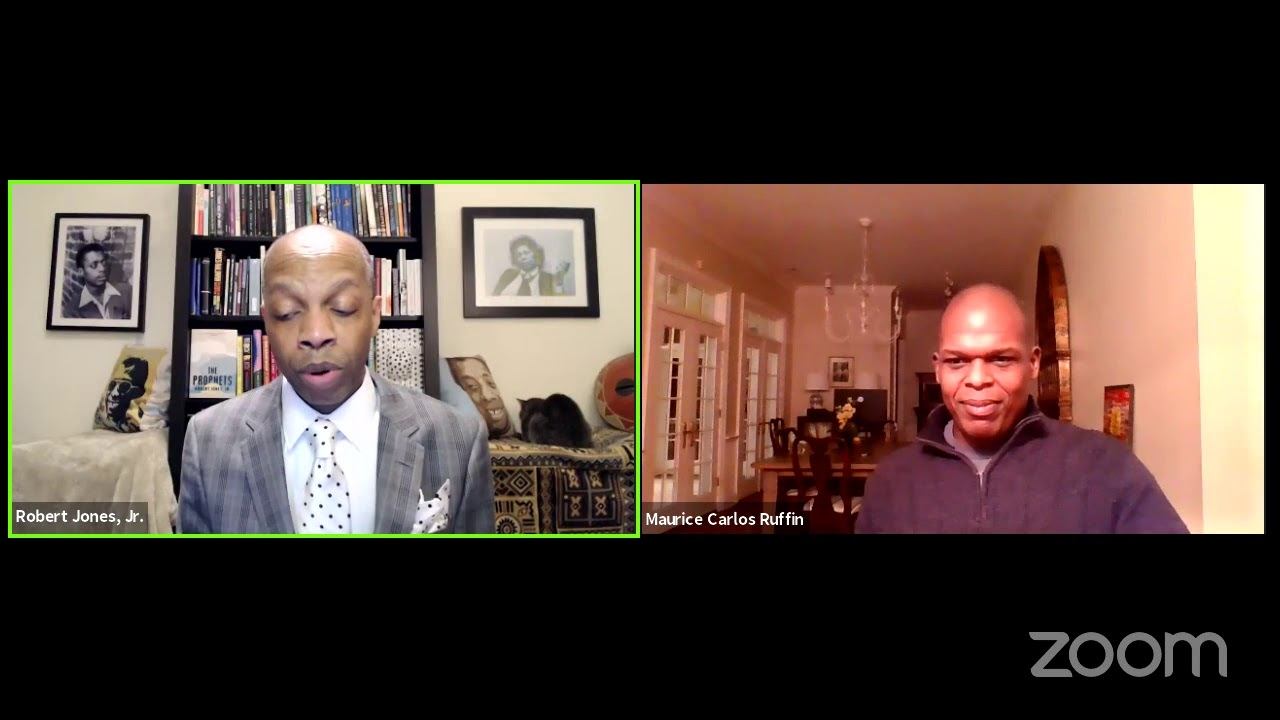P&P Live! Robert Jones Jr. | THE PROPHETS with Maurice Carlos Ruffin