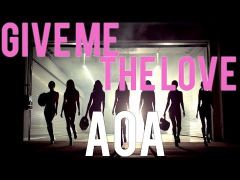 AOA   Give me the Love (Japanese) MV Reaction [4LadsReact]