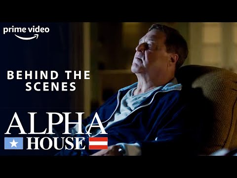 Behind the Scenes | Alpha House | Prime Video DE