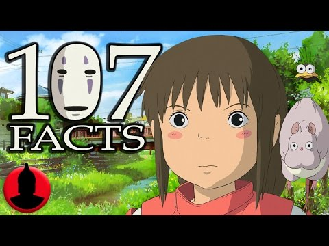107 Spirited Away Facts You Should Know   Channel Frederator