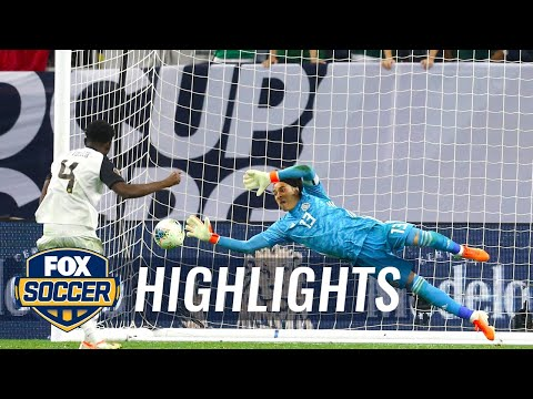 90 in 90: Mexico vs. Costa Rica | 2019 CONCACAF Gold Cup Highlights