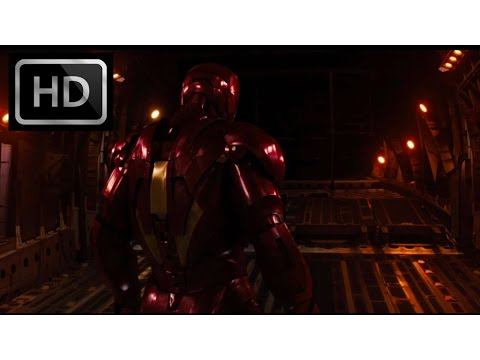 Iron Man 2 Entrance Scene Full HD (Shoot to Thrill)