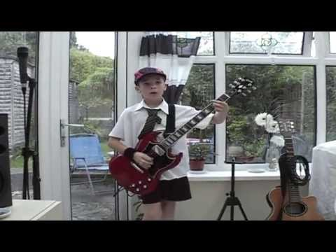 AC/DC Cover You Shook Me All Night Long