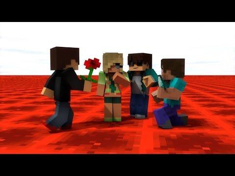 Майнкрафт ВЫЖИВАНИЯ с ДЕВУШКАМИ - Minecraft Пора в Шахту!