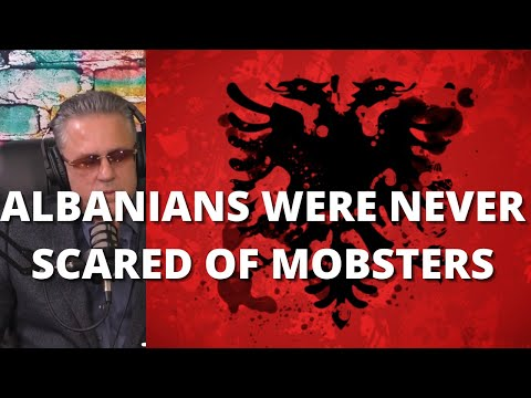 Albanians Never Paid The Mafia - John Alite