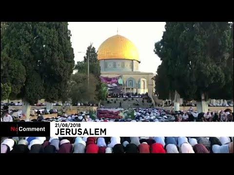 Εορτασμοί για τη ημέρα της Θυσίας σε Ιερουσαλήμ, Γάζα και Πρίστινα…