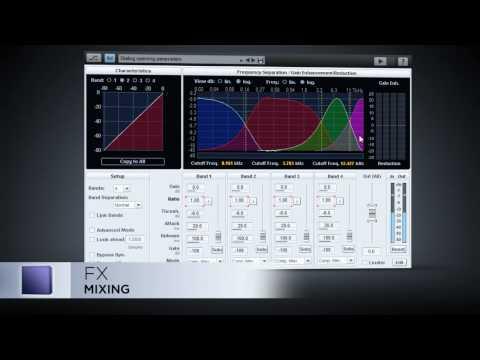 Samplitude Pro X and Samplitude Pro X Suite (ENG)
