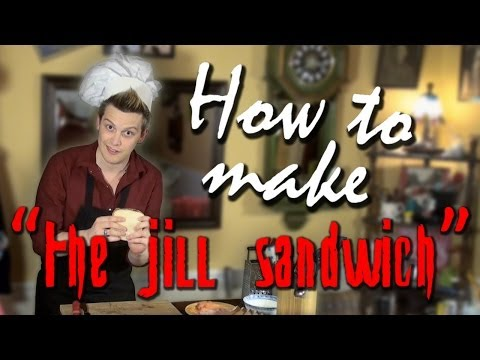 "THE MASTER OF COOKING: How To Make ""The Jill Sandwich"""