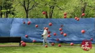 Ball Attack Prank