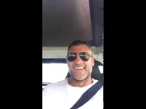 Vieri e Davide Lippi: sfida a Foot Volley per il Pacha!