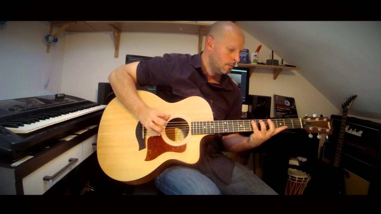 Orion – Metallica (Acoustic Guitar Cover)