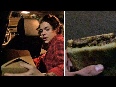 Harry Styles — Hungry?? Eat My Meat