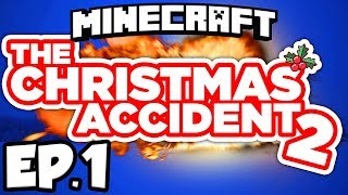 Minecraft: The Christmas Accident 2 Ep.1 - SANTA MISSING ON CHRISTMAS EVE! (Christmas Roleplay Map)