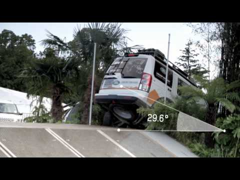 LandRoverUK - Land Rover Discovery 4 - the One Millionth Discovery produced at Solihull. To celebrate the enduring success of the Discovery, we created a unique show stand...