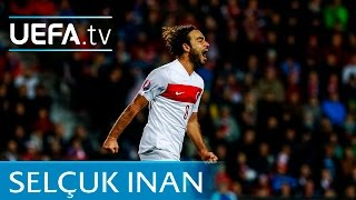 Selcuk Turkey  City new picture : Selçuk İnan goal: Turkey v Iceland EURO 2016 qualifying