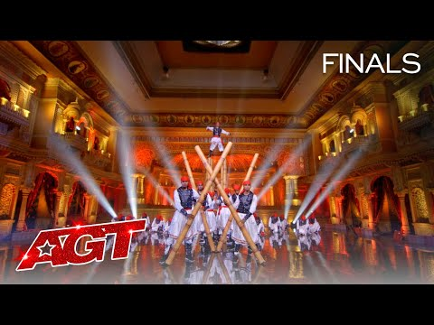V.Unbeatable Delivers EPIC Flips With BAD Salsa - America's Got Talent 2020