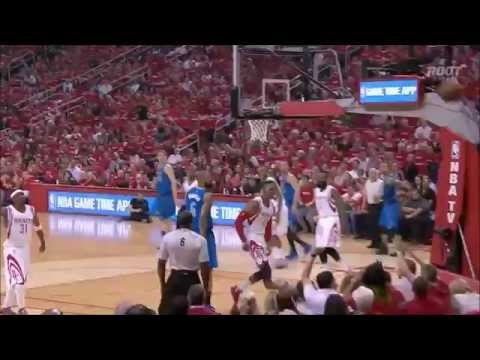 Dwight Howard's poster rejection of Tyson Chandler
