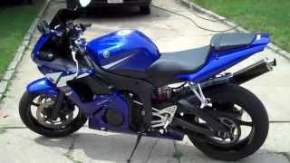 10. 2003 Yamaha R6