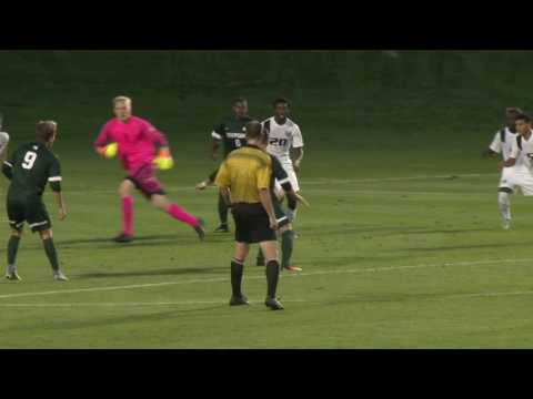 Highlights: Men's Soccer vs Michigan State, 0-1 L