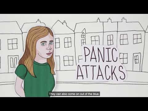 Anxiety, panic and phobias