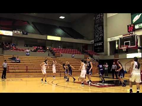 Women's Basketball Highlights vs. Portland (Dec. 17)