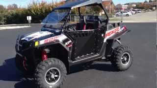10. 2013 Polaris Ranger RZR XP 900 EPS Walker Evans LE at Tommy's MotorSports