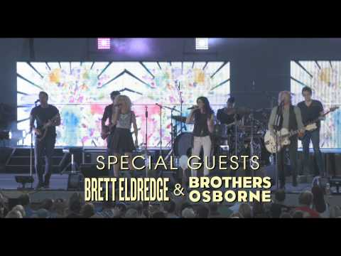 LITTLE BIG TOWN KICKS OFF THE