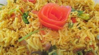 Tomato briyani in tamil