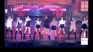 Video 트와이스 (TWICE)(Heart Shaker + What is Love? + dance the night away + YES or YES)@181106 MP3, 3GP, MP4, WEBM, AVI, FLV Maret 2019