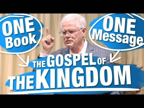 One Book, One Message: The Gospel of the Kingdom