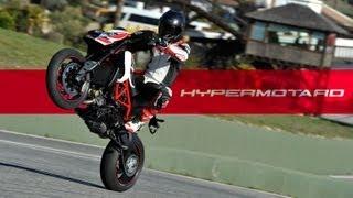 7. Ducati Hypermotard - MotoGeo First Ride Review