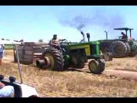 John Deere Pulling Tractors for Sale
