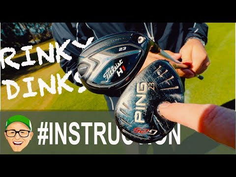 Video TITLEIST TRYING TO REPLACE RINKY DINKS! download in MP3, 3GP, MP4, WEBM, AVI, FLV January 2017