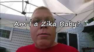 Vlog #2 - I talk about my daughters first day of high school, me possibly being a zika baby and cleaning up crap off the deck from Otis and playtime with Oti...