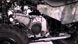 8. 2013 Suzuki KingQuad 750 AXi Engine Manufacturing Process - Behind the scenes look