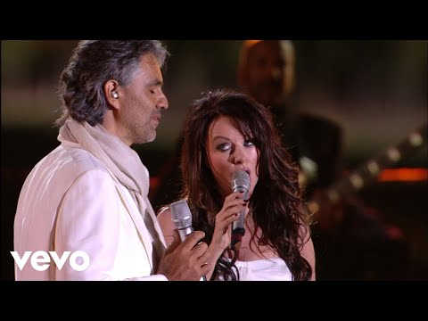 Andrea Bocelli, Sarah Brightman - Time To Say Goodbye (HD) (видео)