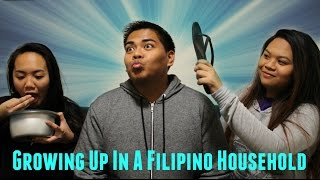 Growing Up In A Filipino Household - [February 7, 2016], Just for laughs, Just for laughs gags, Just for laughs 2015