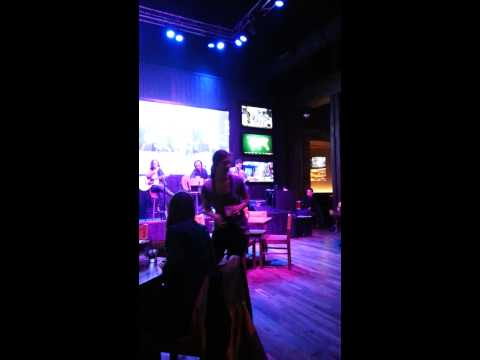 Brandon Miles - Sand Bar LIVE performance Nashville, TN 2013