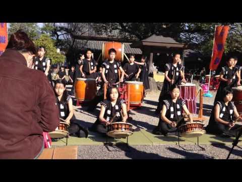 12月11日 竜北中学校「御祖」