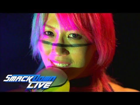 Brace yourself for Asuka's path of destruction: SmackDown LIVE, March 20, 2018