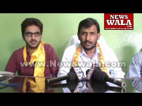 Mohammed Saleem Ahmed demands Hyderabad MP seat from TDP to Shahbaz Ahmed Khan
