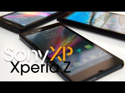 SonyXP รีวิว Xperia Z (ไทย/TH)