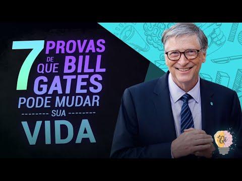 Frases inteligentes - 7 frases de BILL GATES para MUDAR SUA VIDA! (Windows)