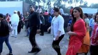 Bollywood Actor Soha Ali Khan At NEFF-Delhi
