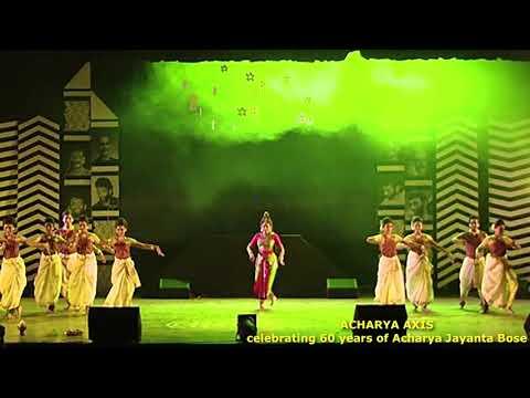 Malabika Sen & Students | Finale Dance | Acharya Axis