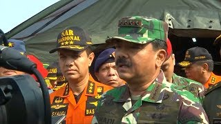 Video Indonesian military chief says body of crashed Lion Air plane may have been located MP3, 3GP, MP4, WEBM, AVI, FLV November 2018