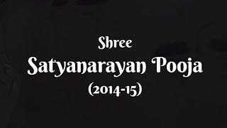 Shree Satyanarayan Pooja(2014-15) @ JJIAA